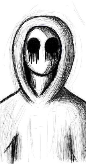 Eyeless Jack doodle