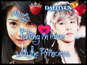 Falling in love with the Princess (Fanfiction)