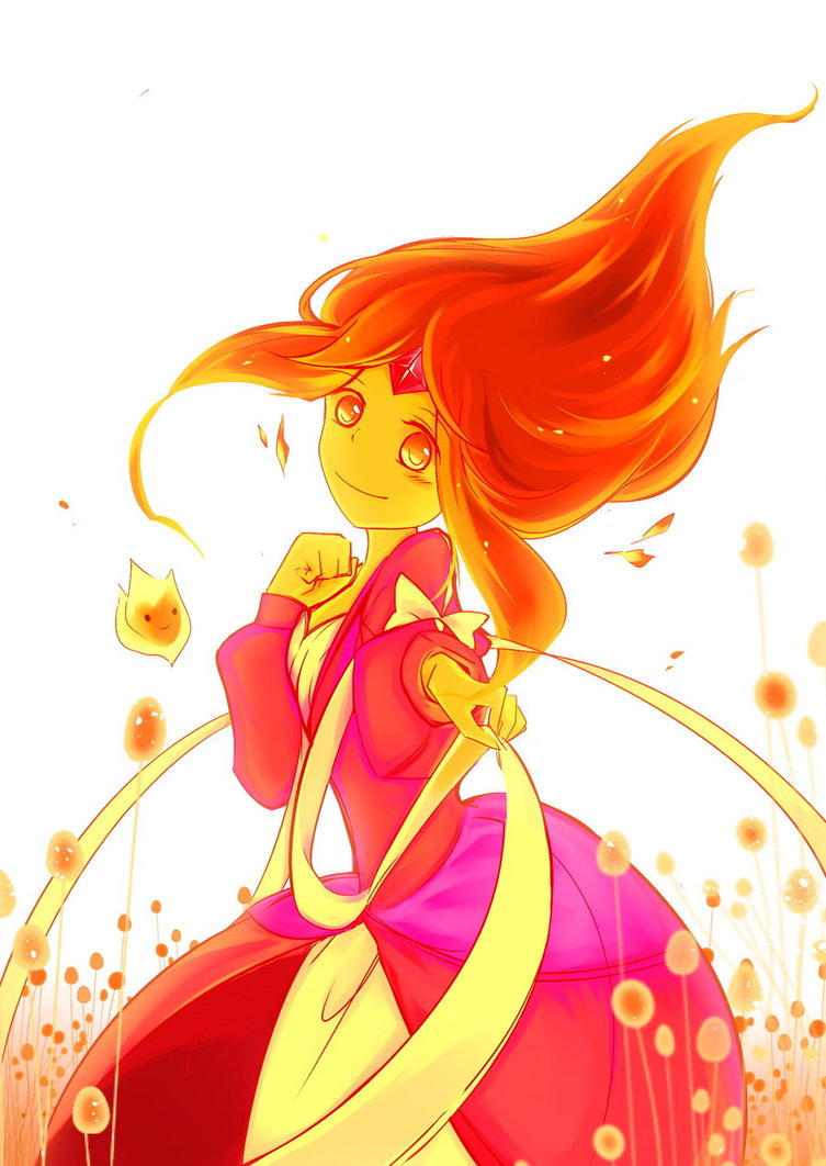 The gallery for --> Finn And Flame Princess Have A Baby
