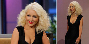 Former Mouseketeer, Christina Aguilera