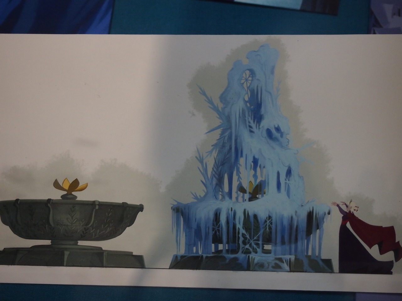 Frozen Concept Art - Frozen Photo (35619758) - Fanpop