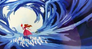 Frozen - Uma Aventura Congelante Concept Art