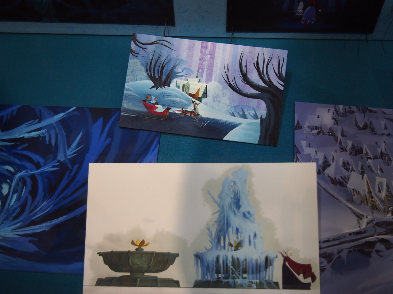 Frozen Concept Art - Frozen Photo (35619627) - Fanpop