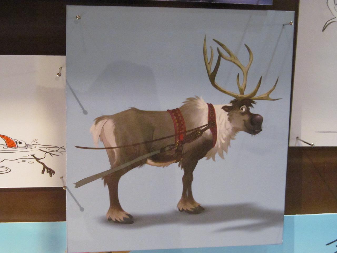 겨울왕국 Concept Art