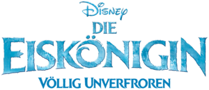 Frozen German Logo