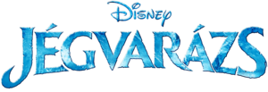 《冰雪奇缘》 Hungarian Logo