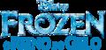 アナと雪の女王 Portuguese Logo
