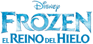 Frozen Spanish Logo