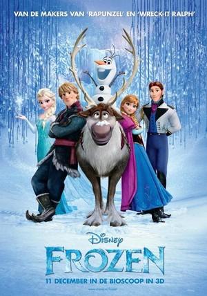 Frozen - Uma Aventura Congelante Poster