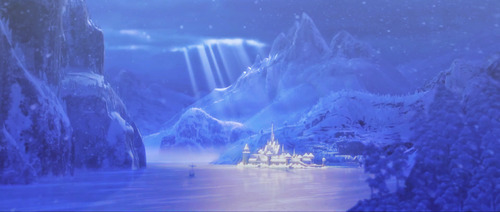 Frozen Scenery Frozen Photo 35611223 Fanpop