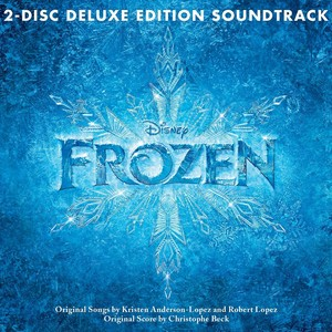 Frozen - Uma Aventura Congelante Soundtrack