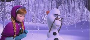 アナと雪の女王 Trailer Screencaps