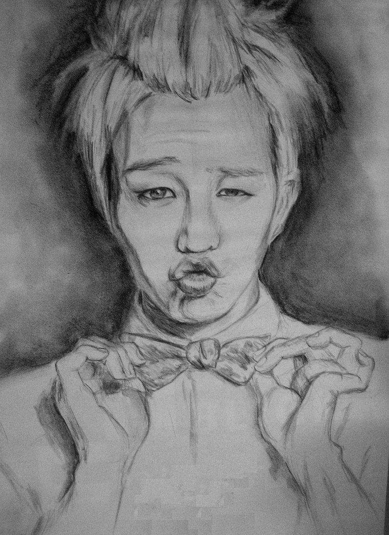 gd r.o.d mv_G-Dragon Drawing - Sunrise Monster =D Fan Art (35698124) - Fanpop