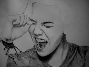 G-Dragon Drawing
