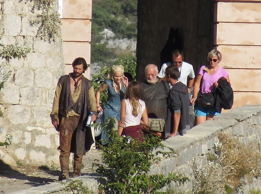 Game of Thrones- Season 4 - Filming in Croatia