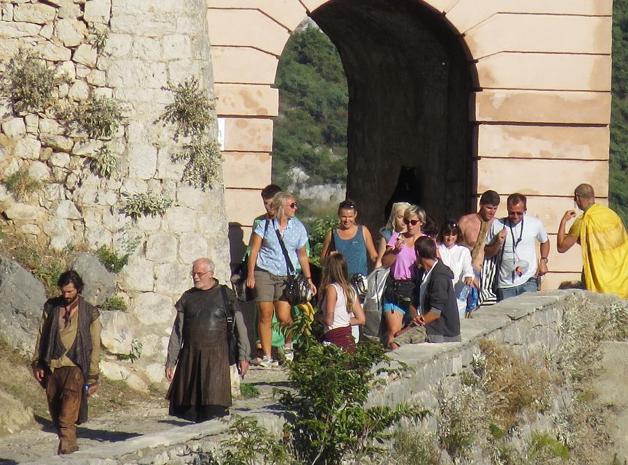 Game of Thrones- Season 4 - Filming in Croatia