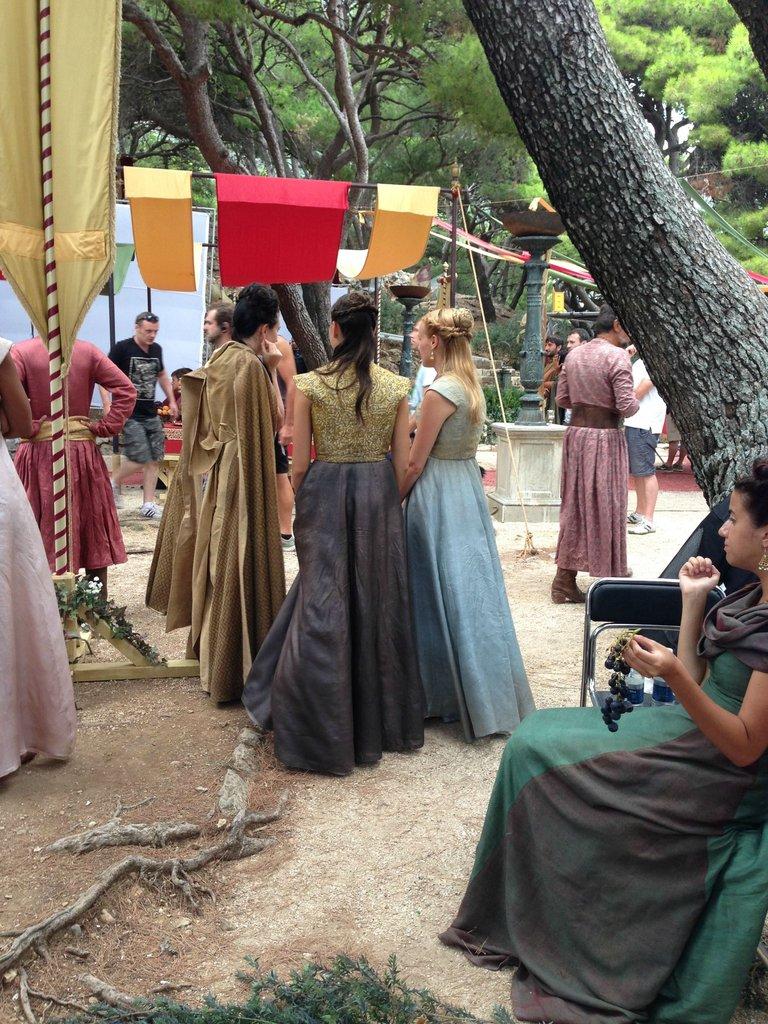 Game of Thrones- Season 4 - Filming in Dubrovnik