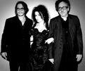 Golden Trio - johnny-depp-tim-burton-films photo