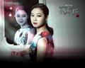 Gong Hyo Jin as Tae Gong Shil / Tae-yang