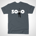 HAN SOLO tee - han-solo photo
