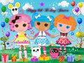 Happy 6th B-Day Jessica - lalaloopsy photo