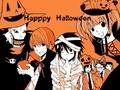 Happy Halloween Time - anime fan art