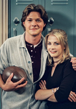 Harvey and Sabrina