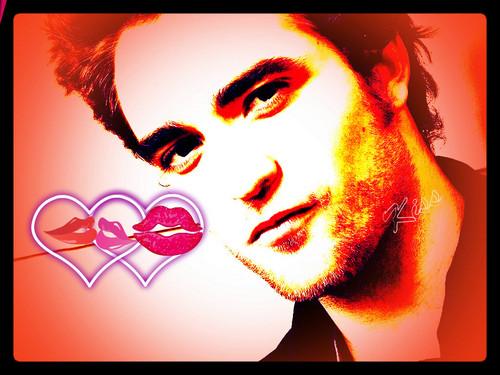 Robert Pattinson wallpaper titled He's mine