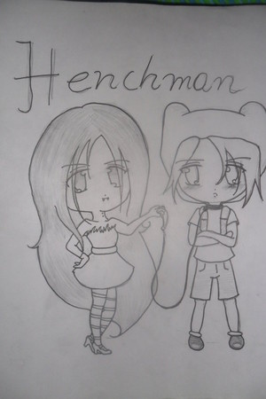 Henchman? lebih Like Pet Dog