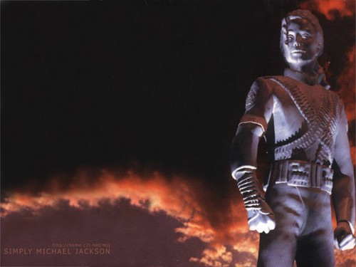 Michael Jackson wallpaper titled History