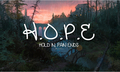 Hope - quotes photo
