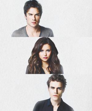 Ian, Paul & Nina