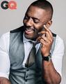 Idris Elba | GQ Magazine | October 2013