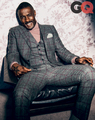 Idris Elba  | GQ Magazine | October 2013 - idris-elba photo