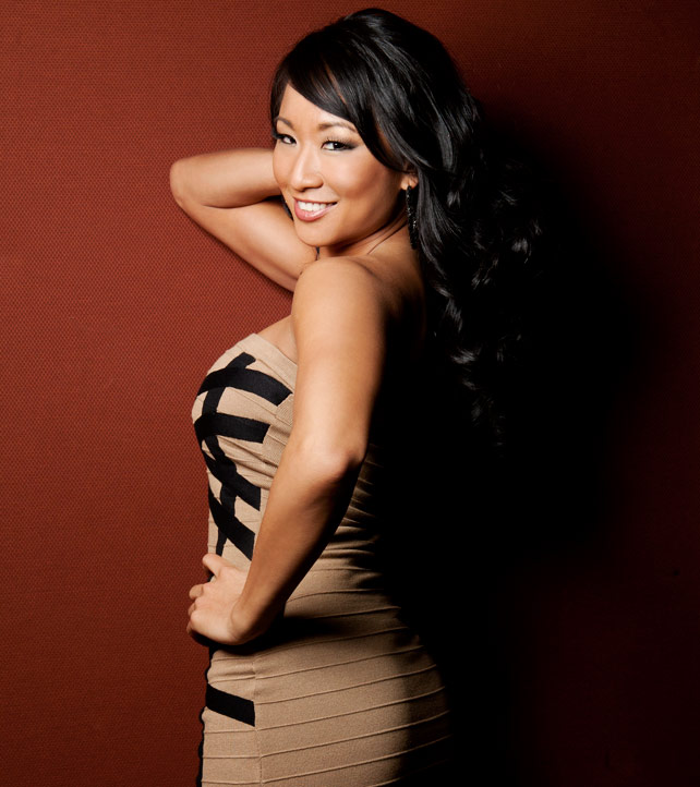 International Woman - Gail Kim