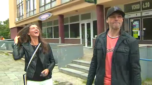 Jagr met with ex-girlfriend Kubelkova 2013