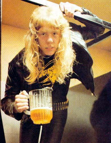 James Hetfield fond d'écran titled James Hetfield