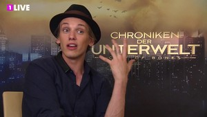 Jamie Campbell Bower - 1LIVE Interview