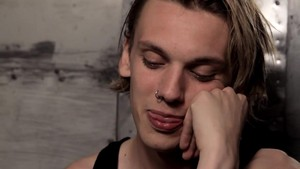 """Jamie Campbell Bower   Hunger TV """"I Dare You"""""""