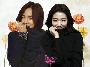 Jang Geun Suk And Park Shin Hye 2013