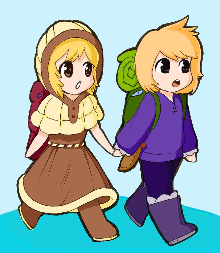 Adventure Time Jay And Bonnie Jay and Bonnie