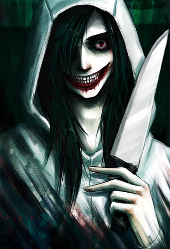 Jeff the killer fond d'écran called Jeff the Killer