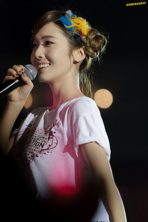 Jessica konsert 120115