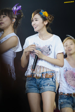 Jessica Concert 120115
