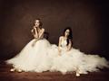 Jessica (SNSD) & Krystal ( F(x) ) - Stonehenge 2013