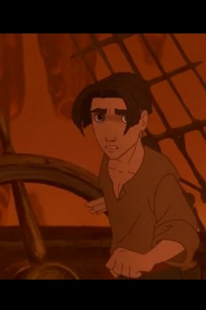 Jim Hawkins-Treasure Planet