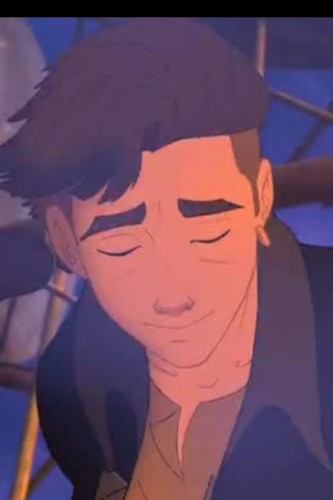 Disney achtergrond possibly with anime entitled Jim Hawkins-Treasure Planet