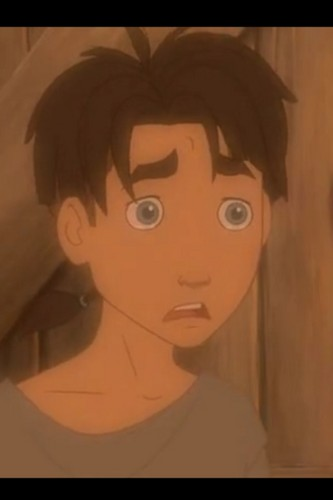 Disney achtergrond called Jim Hawkins-Treasure Planet