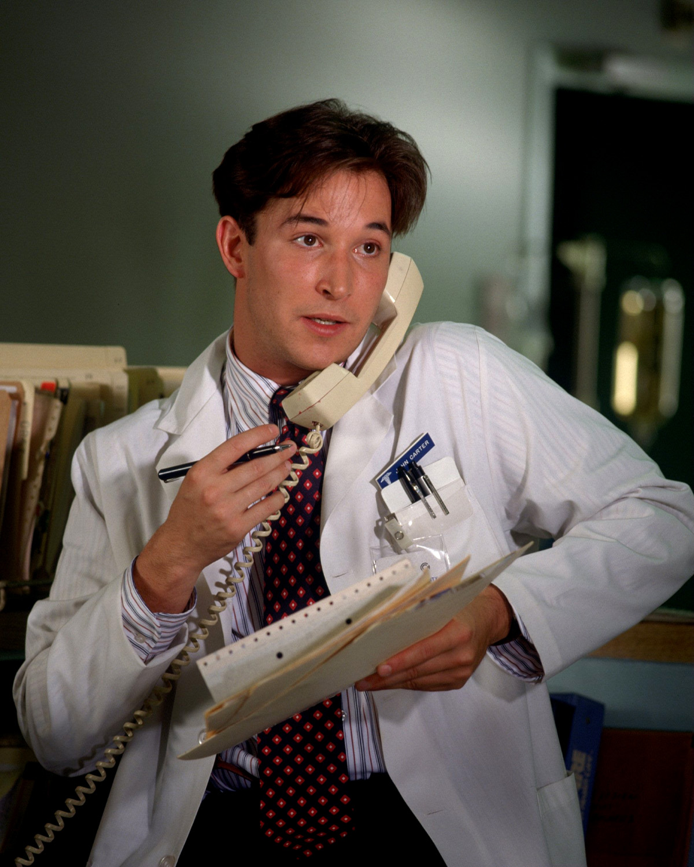 John Carter er dr John Carter John Carter