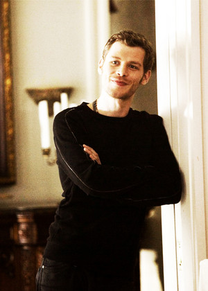 Joseph morgan - Always & Forever Stills